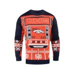Denver Broncos Ugly Christmas Sweater