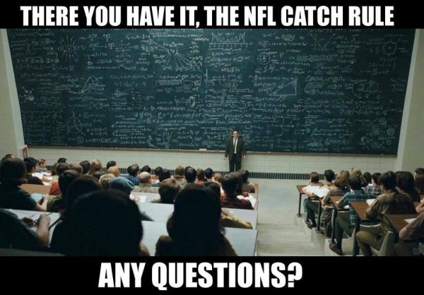Explaining the Catch Rule