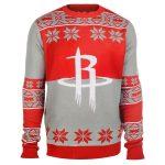Houston Rockets Ugly Christmas Sweater
