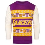 Los Angeles Lakers ugly Christmas Sweater