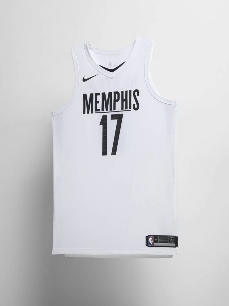 Memphis Grizzlies City Edition Jersey