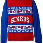 Philadelphia 76ers Ugly Christmas Sweater