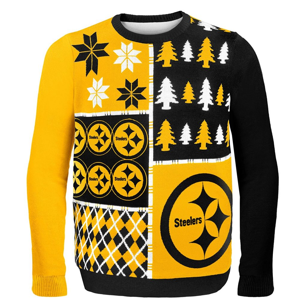 Pittsburgh Steelers Ugly Christmas Sweater