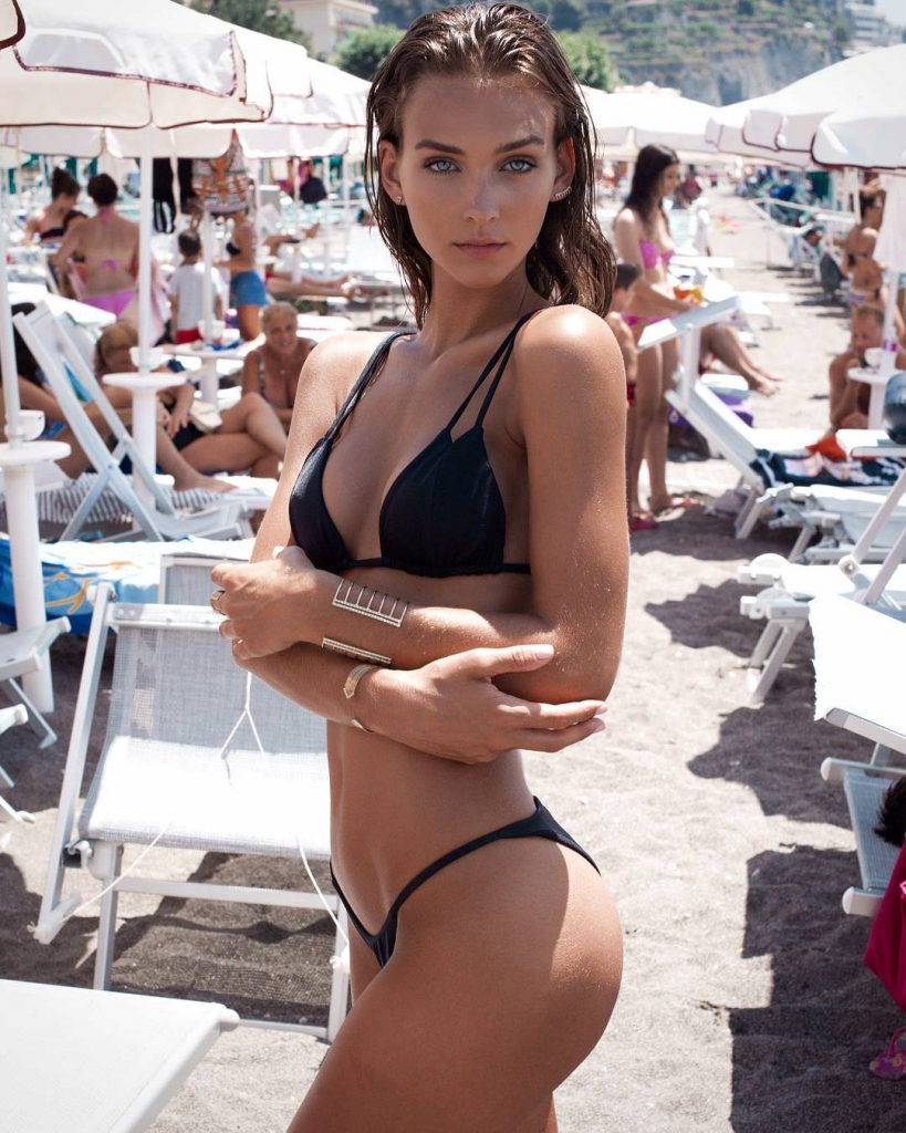 Rachel Cook - Crowded Beach