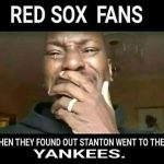 Red Sox Fans Crying