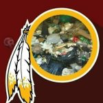 Redskins Trash