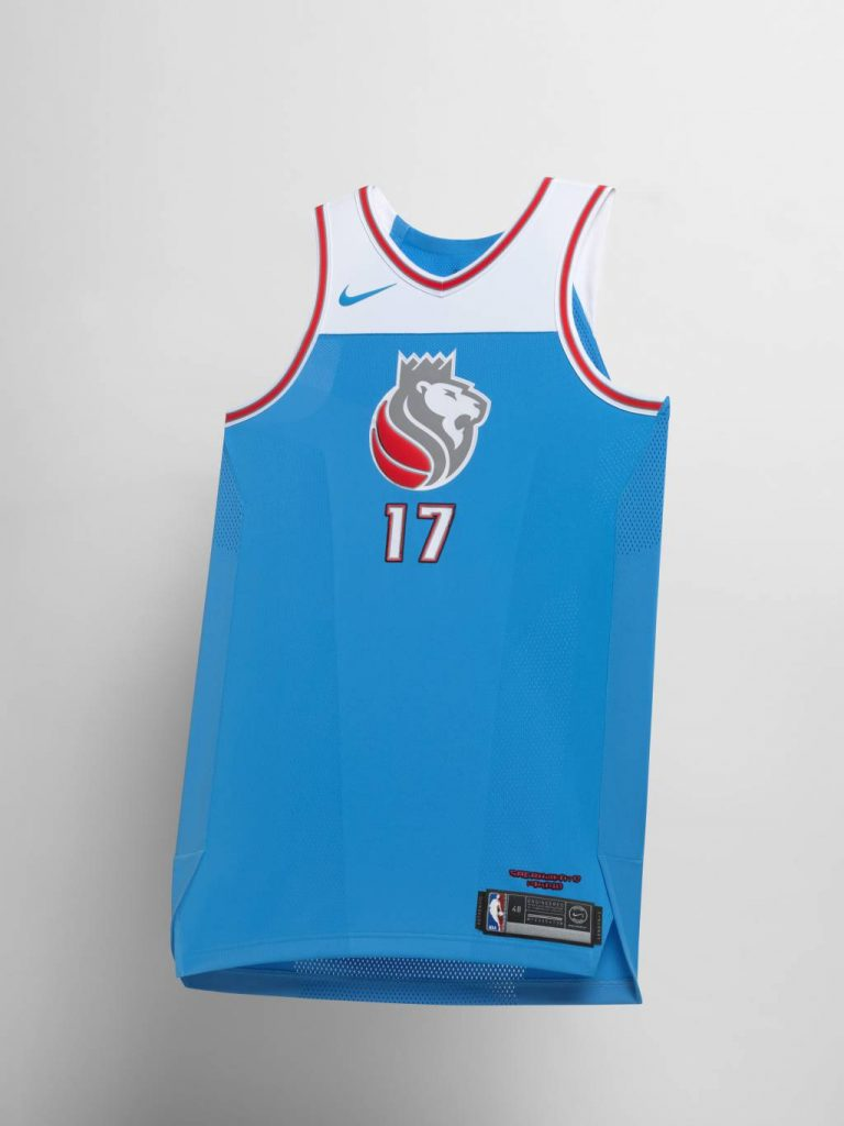 Sacramento Kings City Edition Jersey
