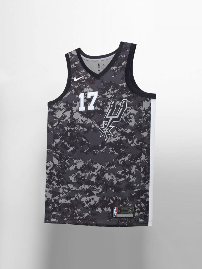 San Antonio Spurs City Edition Jersey