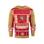 San Francisco 49ers Ugly Christmas Sweater