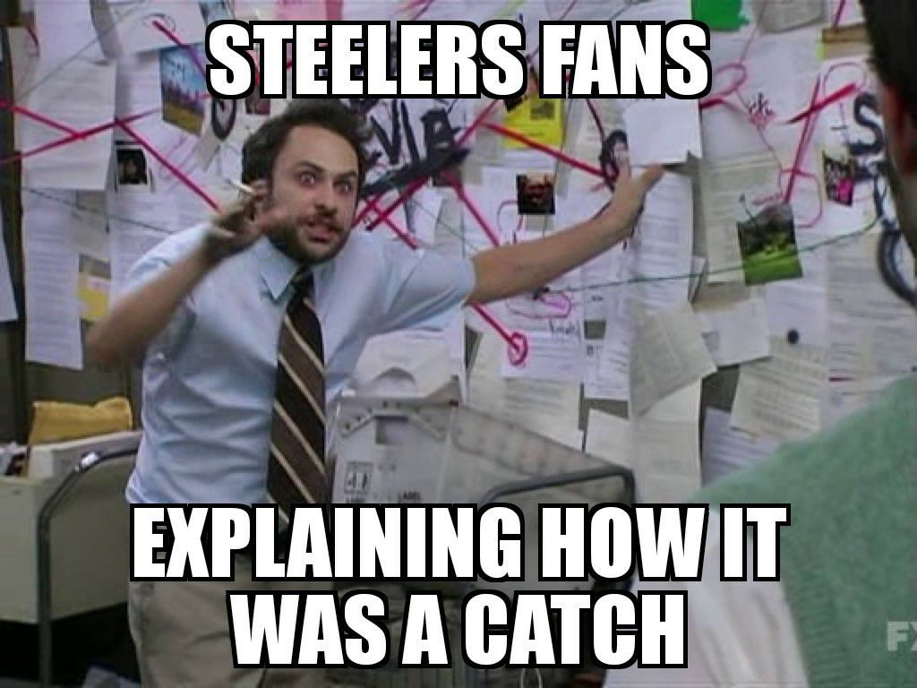 Trying to explain the catch