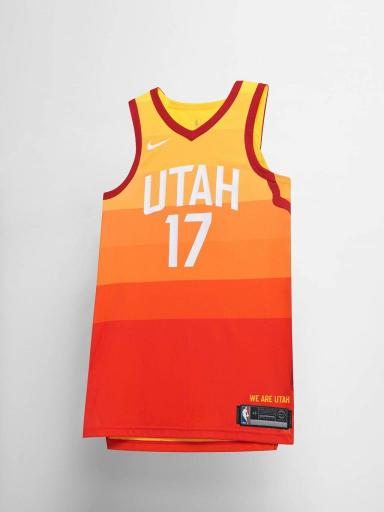 Utah Jazz City Edition Jersey