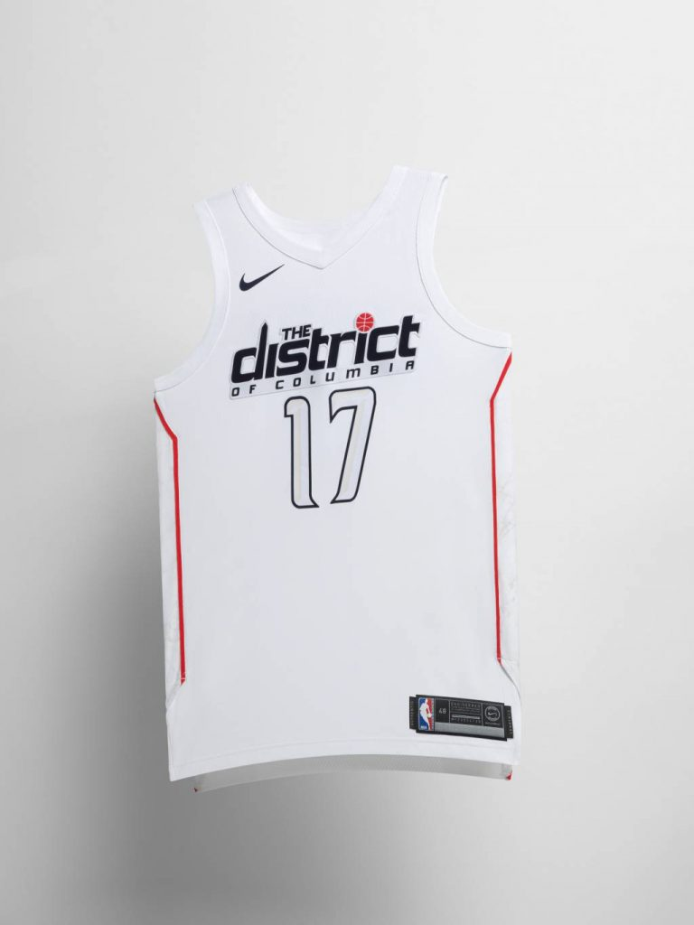 Washington Wizards City Edition Jersey