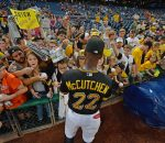 Andrew McCutchen Pirates