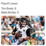 Blake Bortles Undefeated