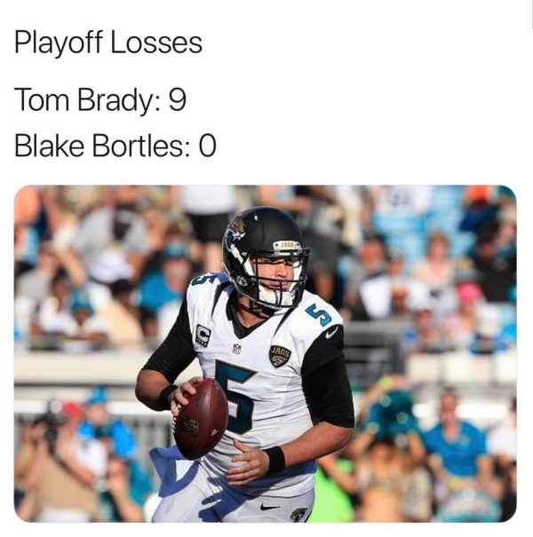 Blake Bortles Undefeated