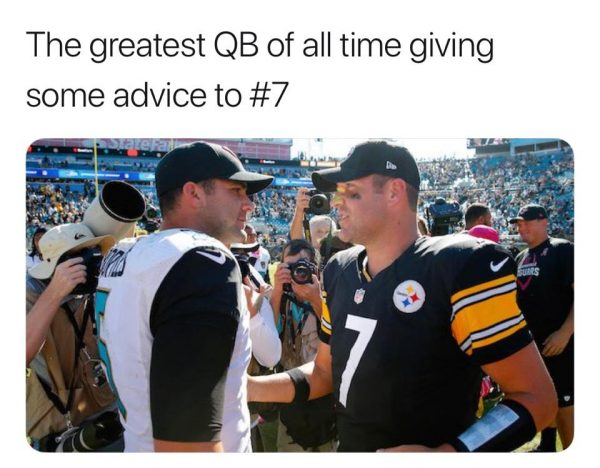 Bortles Advice
