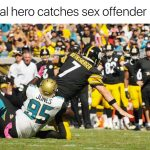 Catching a Sex Offender