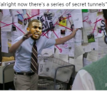 Chris Paul Secret Tunnel