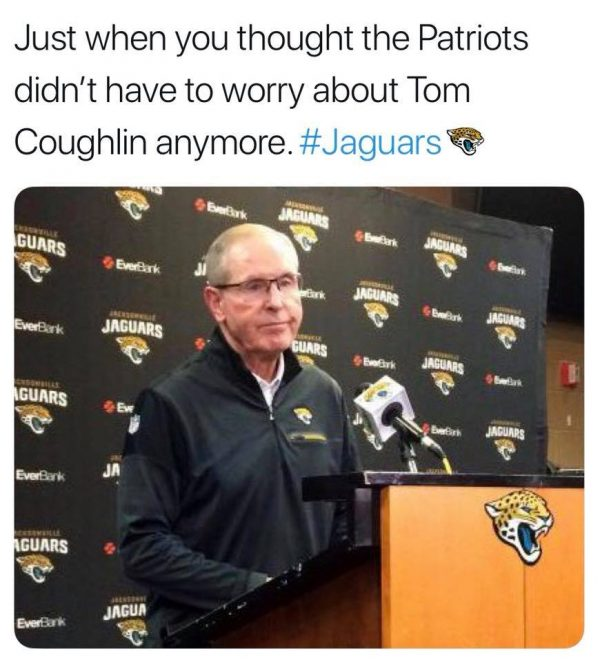 Coughlin is waiting