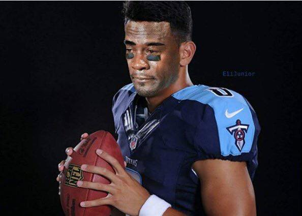 Crying Jordan Mariota