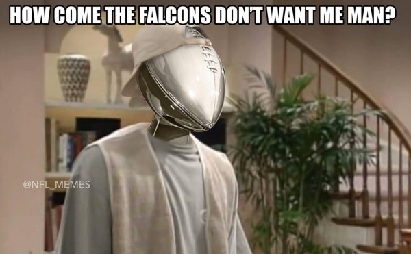 More Embarrassing Falcons
