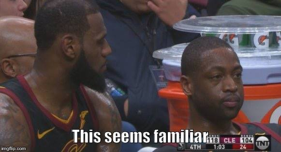 Cavs Fans After the Game