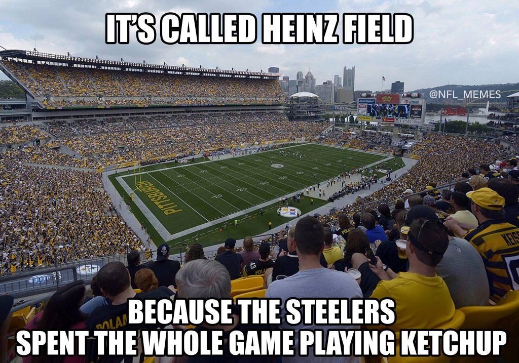 Heinz Field Joke