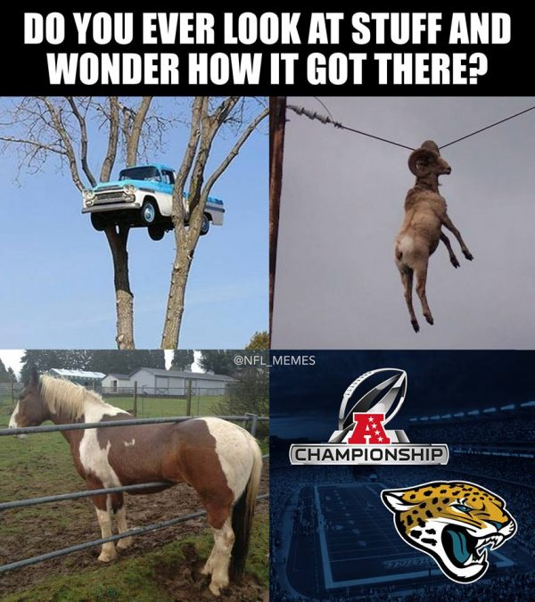 How did the Jags get there