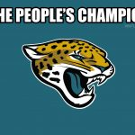 Jags People's Champion