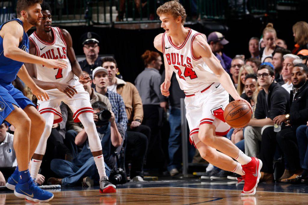 Lauri Markkanen, Chicago Bulls