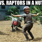LeBron Raptors Jurassic World