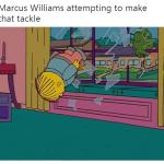 Marcus Williams Ralph Simpsons