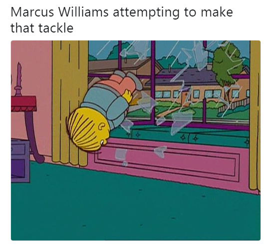 Marcus Williams Ralph Simpsons