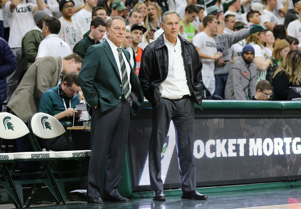 Mark Dantonio, Tom Izzo