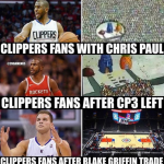 No more Clippers fans
