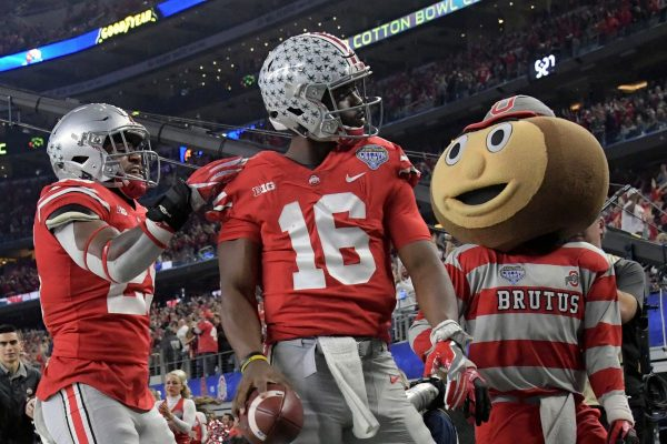 Ohio State beat USC