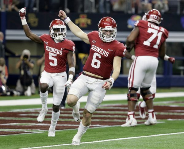Oklahoma Big 12 Champions