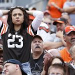 Sad Browns Fan