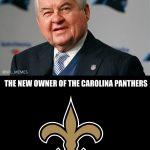 Saints own the Panthers