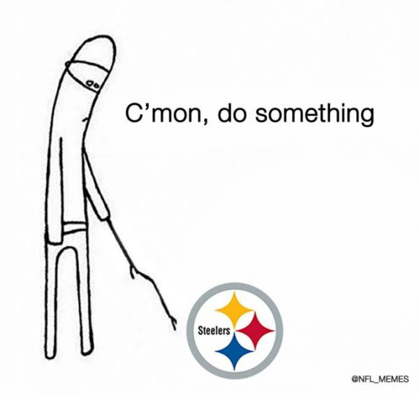 Steelers Doing Nothing
