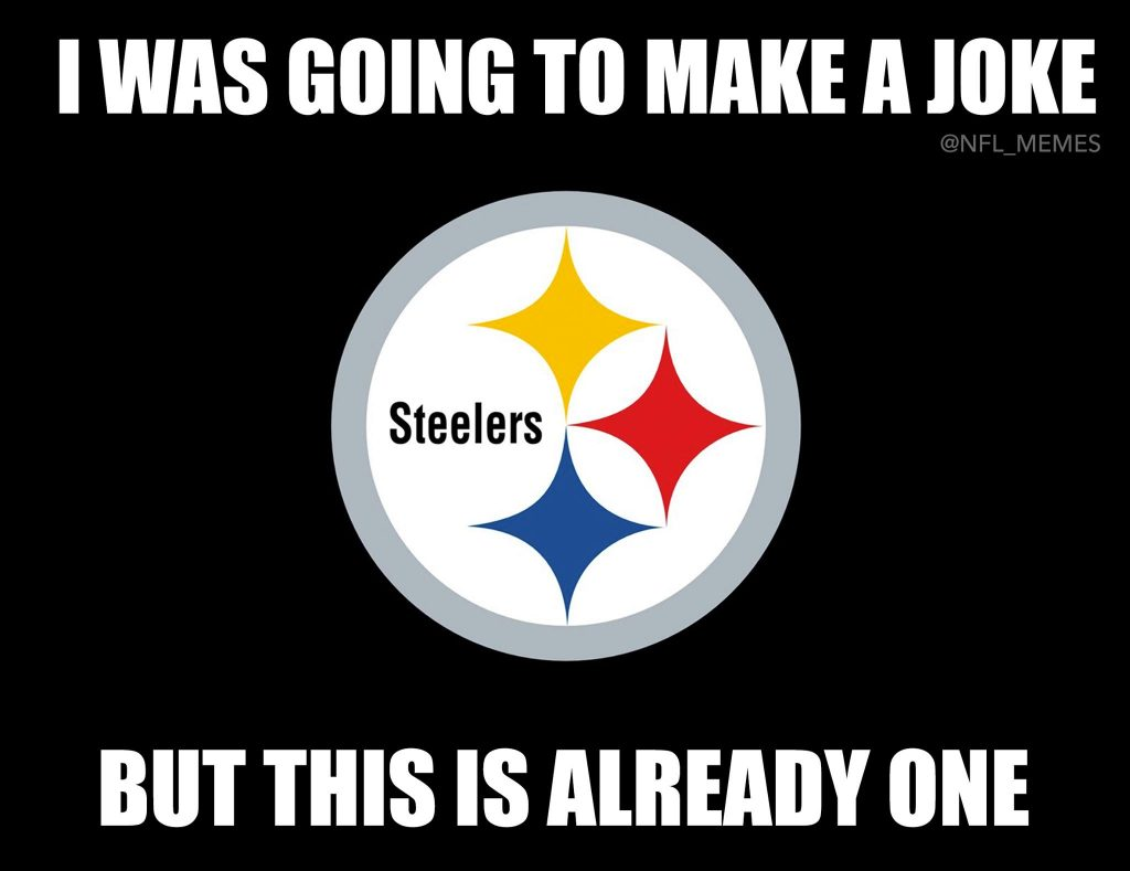 Steelers Joke