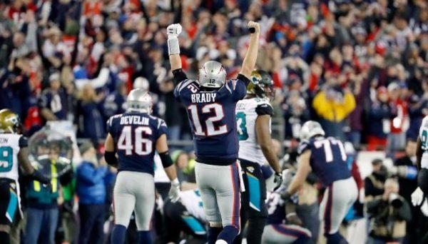 Tom Brady, AFC Championship Game