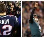 Tom Brady, Nick Foles