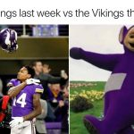 Vikings TeleTubbies