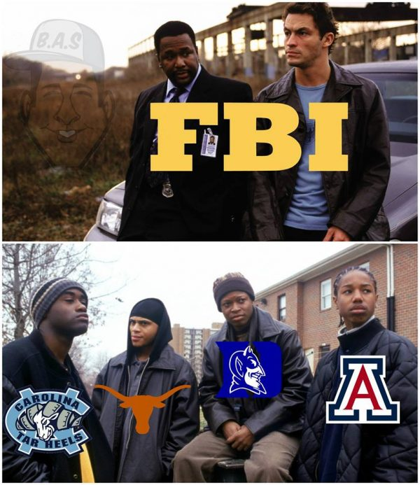 FBI vs College Basketball