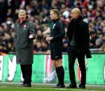 Arsene Wenger, Pep Guardiola