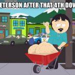 Doug Peterson Big Balls