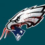 Eagles eat Patriots