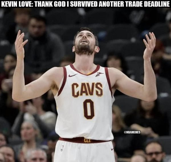 Kevin Love Survivor
