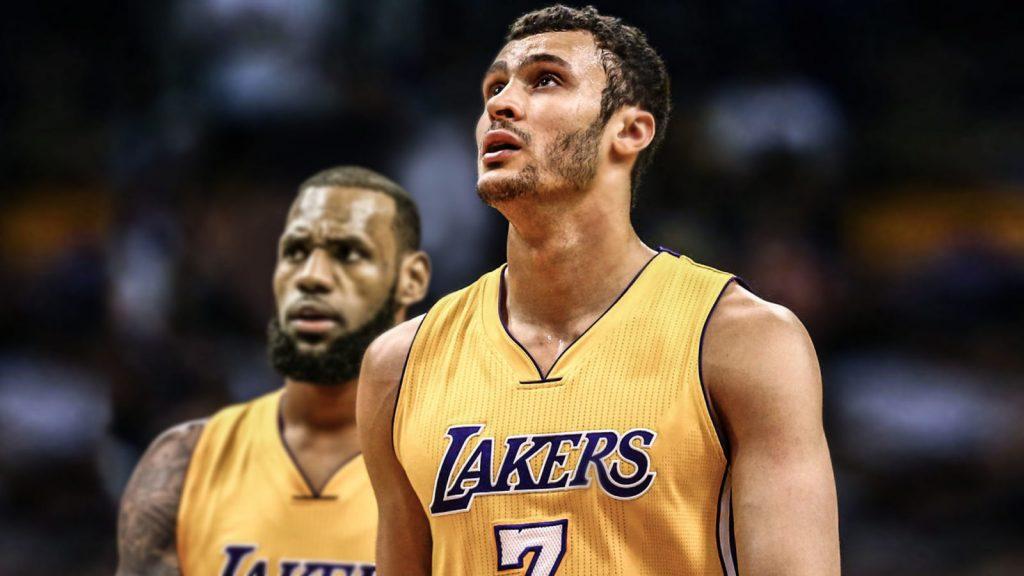 LeBron Lakers Photoshop